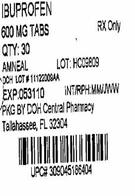 Label Image 600 mg