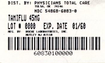 PRINCIPAL DISPLAY PANEL - 45 mg Carton