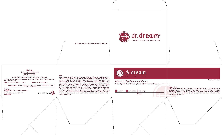 Dr. Dream Advanced Eye Treatment (Witch Hazel) Cream [Dr. Dream Inc]