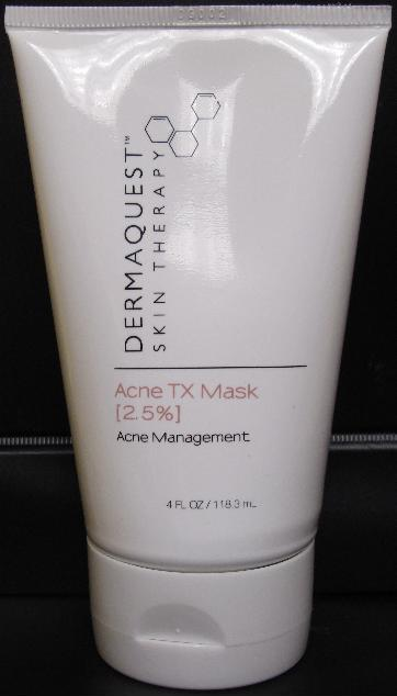 Principal Display Panel: Acne TX Mask