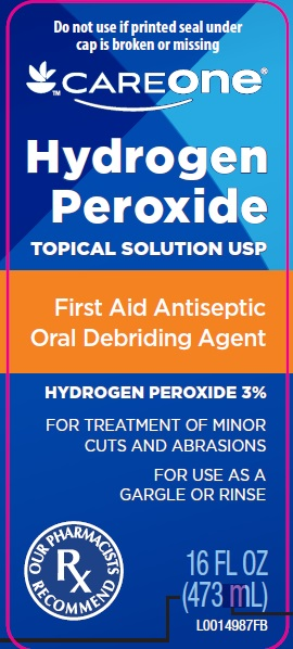 Hydrogen Peroxide Solution [Foodhold U.s.a., Llc]