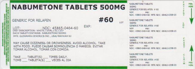 Nabumetone Tablet, Film Coated [Medsource Pharmaceuticals]