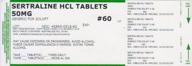 Sertraline Hydrochloride Tablet [Medsource Pharmaceuticals]