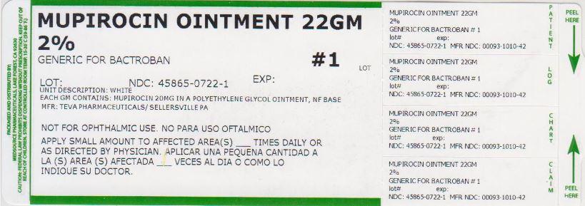 Mupirocin Ointment [Medsource Pharmaceuticals]