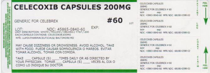 Celecoxib Capsule [Medsource Pharmaceuticals]