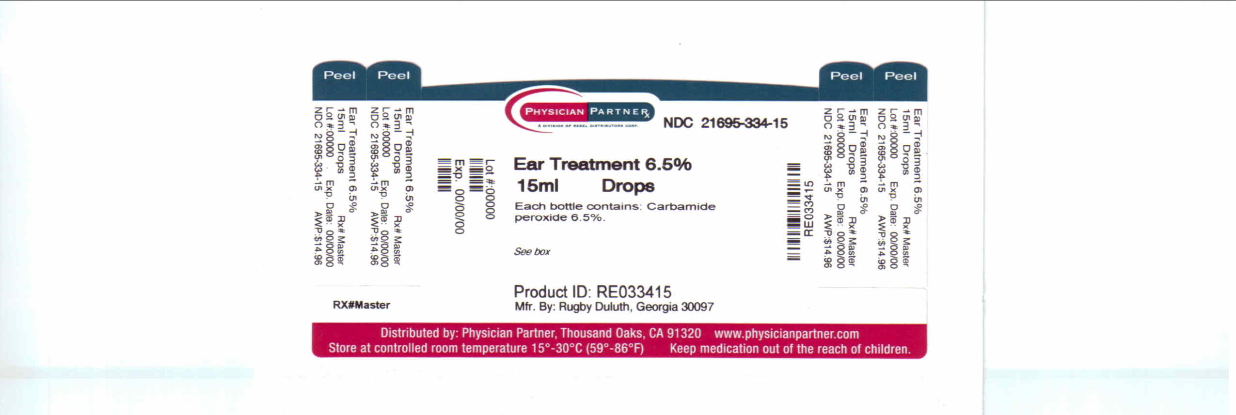 Ear Treatment 6.5%