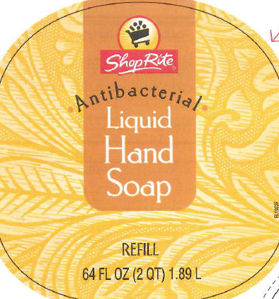 Antibacterial Hand (Triclosan) Liquid [Wakefern Food Corporation]