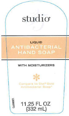 Antibacterial Hand (Triclosan) Liquid [Walgreen Co]