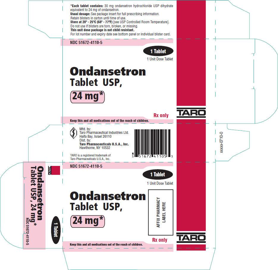 PRINCIPAL DISPLAY PANEL - 24 mg Tablet Bottle Carton