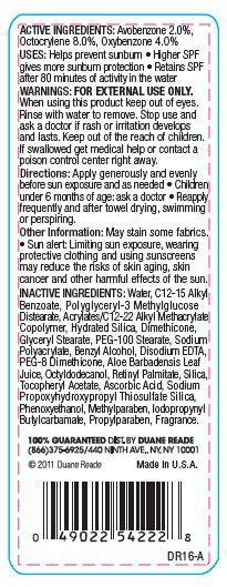 Duane Reade Prevail Moisturizing Sunscreen Spf 50 (Avobenzone) Lotion [Duane Reade Inc.]