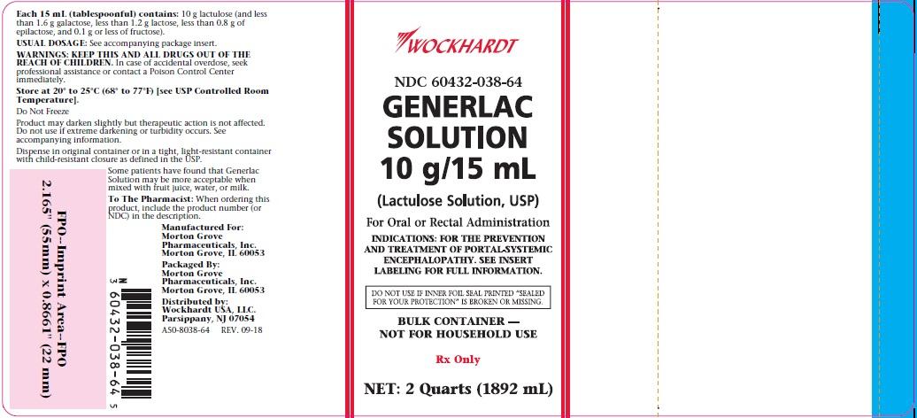 Generlac Label