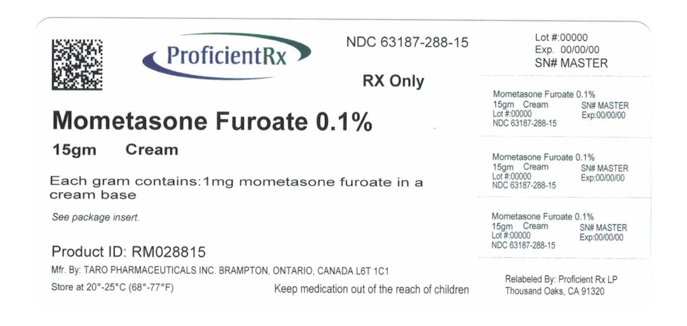 Mometasone Furoate Cream [Proficient Rx Lp]