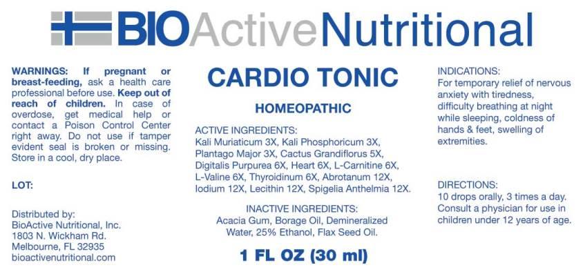 Cardio Tonic