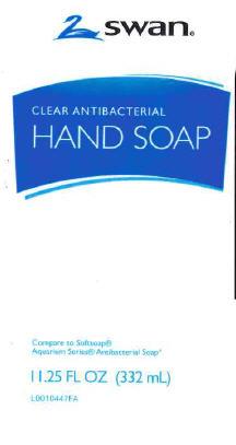 Antibacterial Liquid Hand (Triclosan) Liquid [Vi Jon]