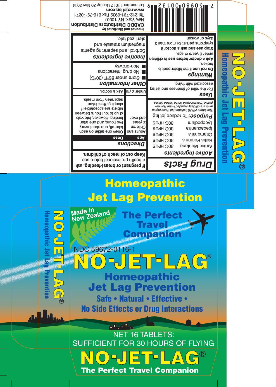 No-jet-lag (Arnica Montana, Bellis Perennis, Matricaria Recutita, Ipecac, And Lycopodium Clavatum Spore) Tablet [Miers Laboratories]
