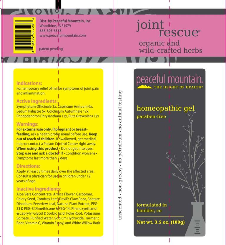 Joint Rescue