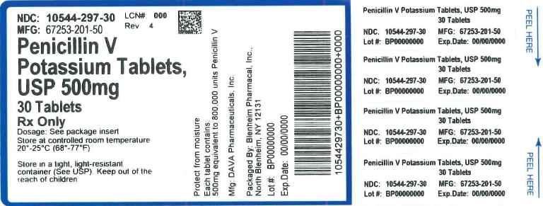 Label 500mg 30ct