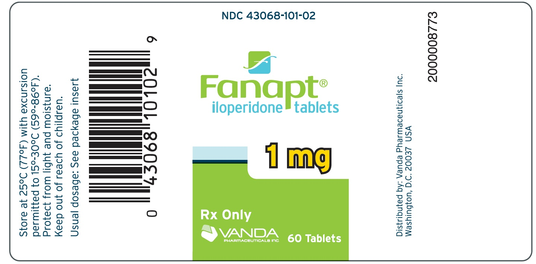 PRINCIPAL DISPLAY PANEL - 2mg Label