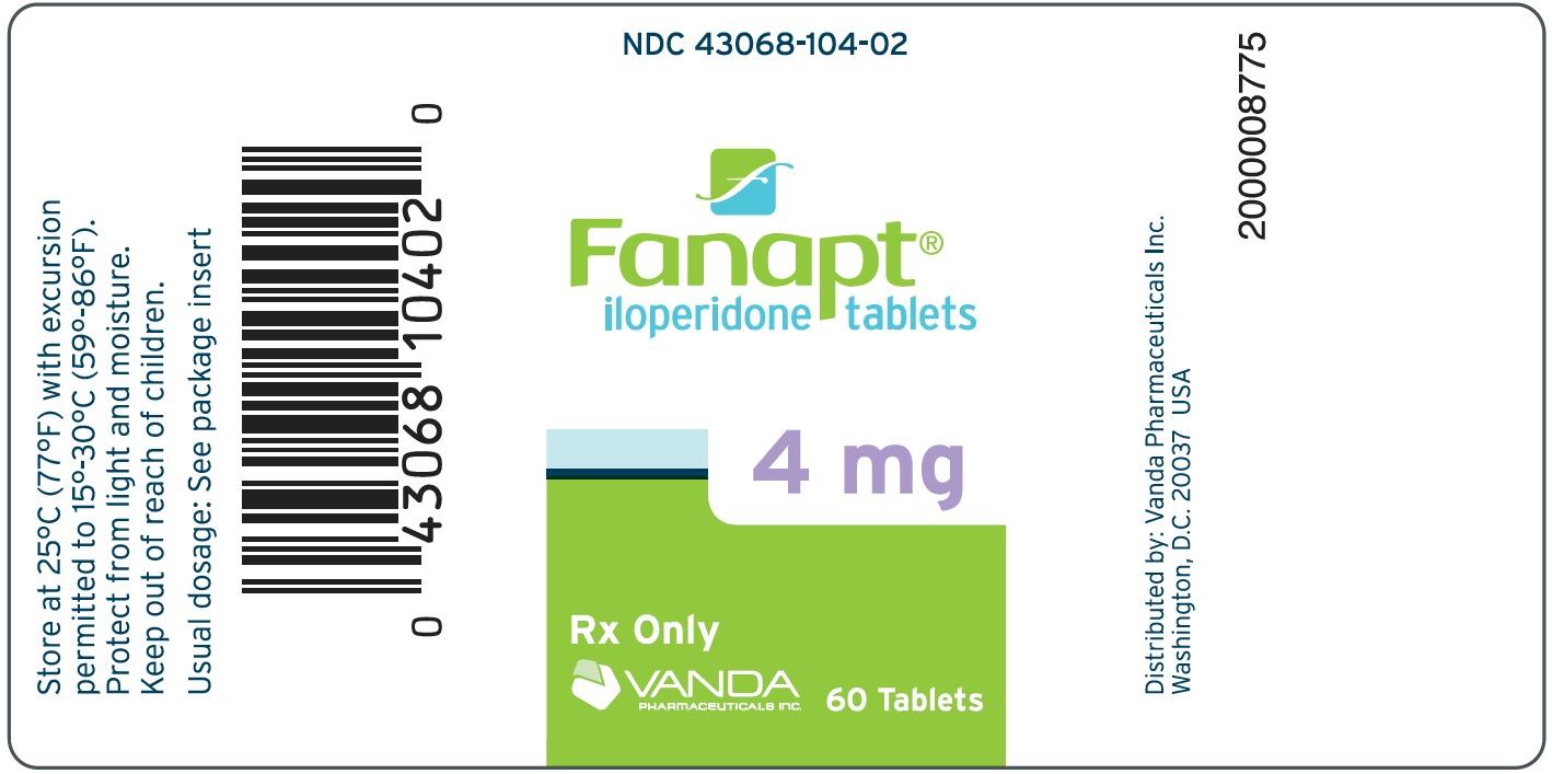 PRINCIPAL DISPLAY PANEL -  6mg Label