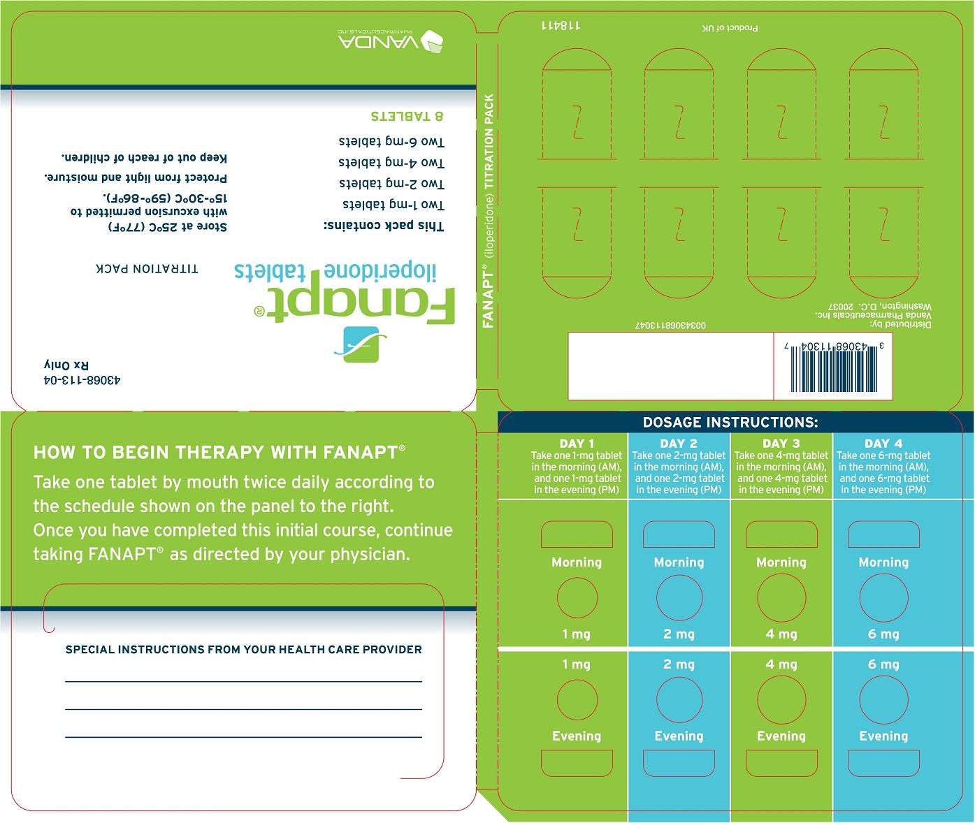 PRINCIPAL DISPLAY PANEL - 6mg carton