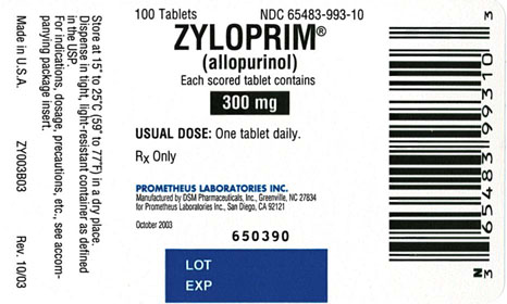 300 mg 100 Tablets Bottle