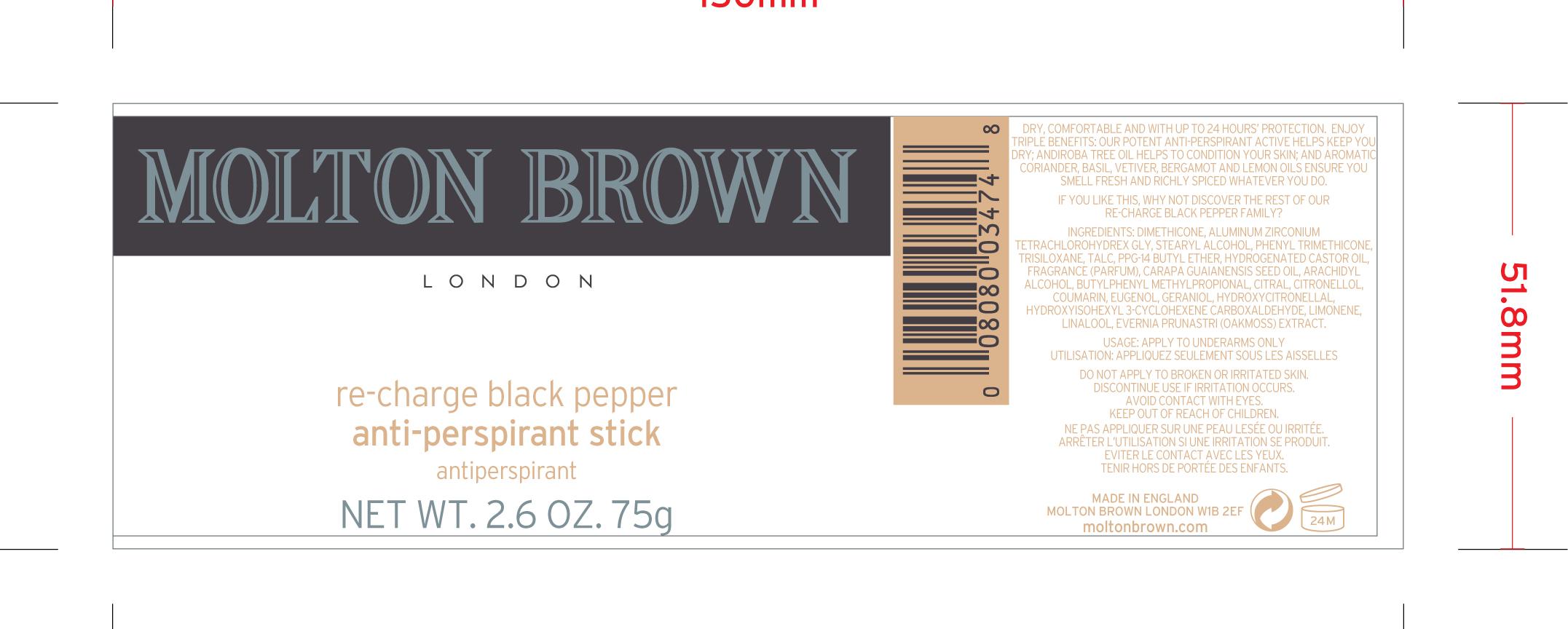 Black Pepper front