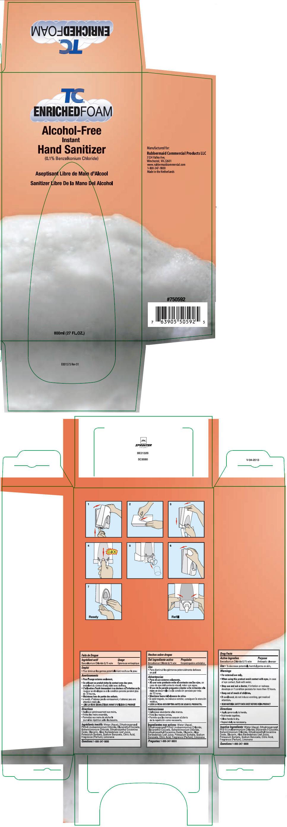 Principal Display Panel - 800 mL Bag Box