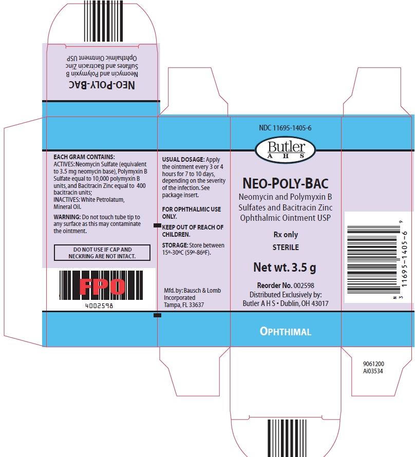 NEO-POLY-BAC (Carton, 3.5 gram - Butler)
