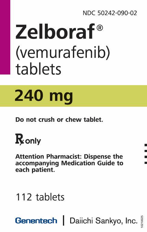 PRINCIPAL DISPLAY PANEL - 240 mg Tablet Bottle Carton