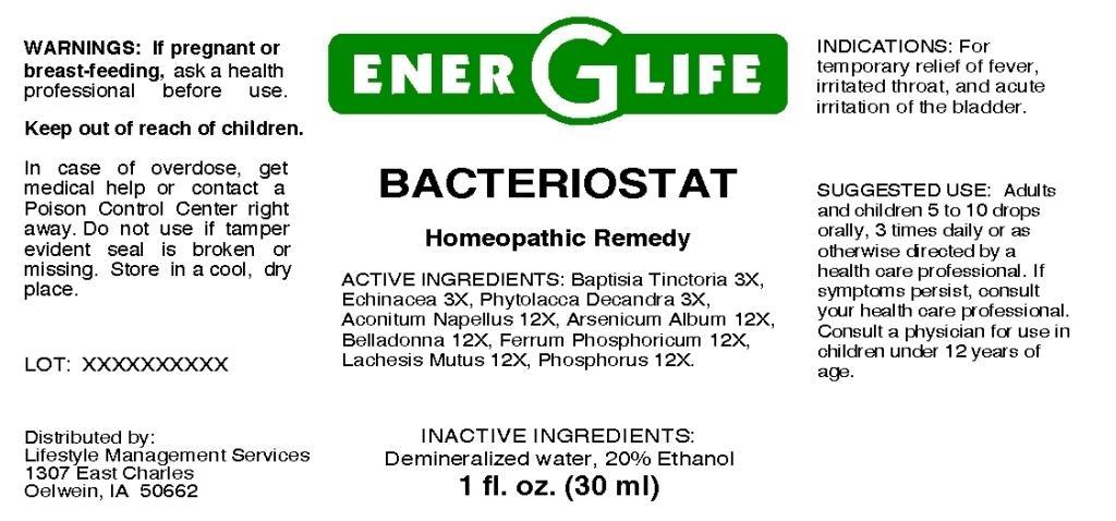 Bacteriostat