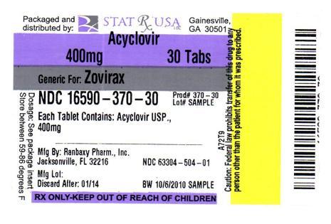Label Image - 400 mg