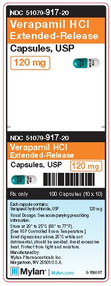 Verapamil Hydrochloride Capsule, Extended Release [Mylan Institutional Inc.]