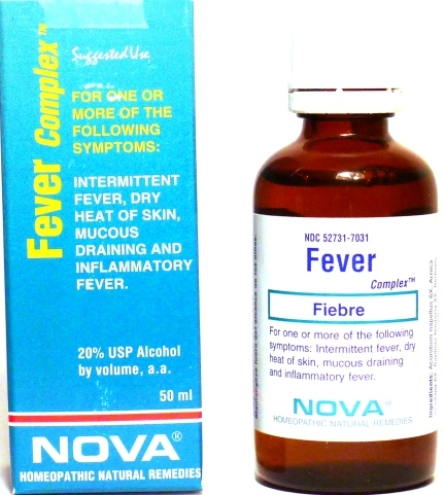 Fever Complex Product