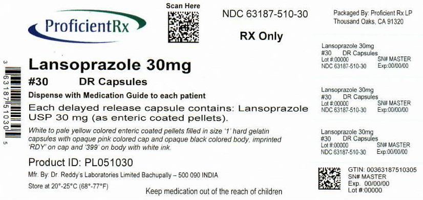 Lansoprazole Capsule, Delayed Release [Proficient Rx Lp]
