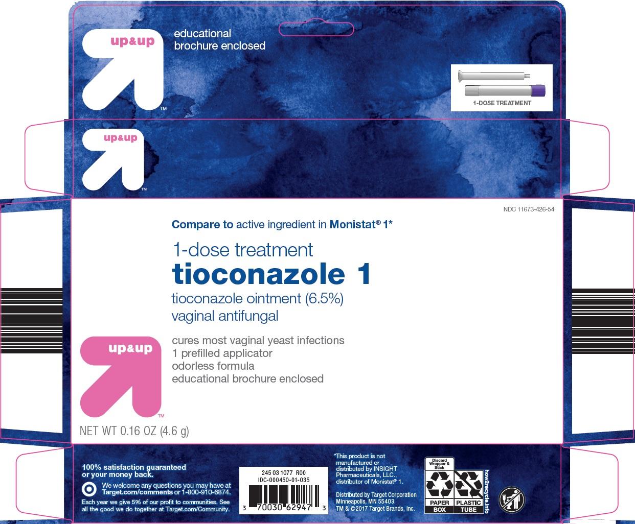 up&up tioconazole