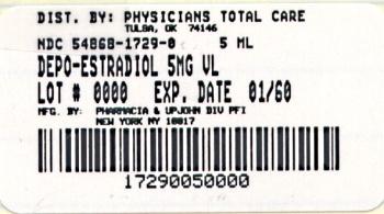 PRINCIPAL DISPLAY PANEL - 5 mg/mL Vial Carton