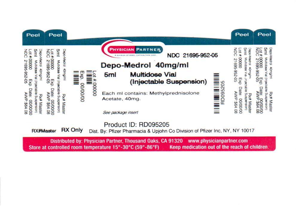 Depo-Medrol 40mg/ml