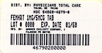 Femhrt 5 Pouches Trade Carton- 1 mg / 5mcg