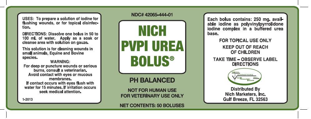 Nich Pvpi Urea (Povidone-iodine) For Solution [Nich Marketers, Inc]
