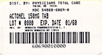 PRINCIPAL DISPLAY PANEL - 150 mg