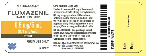 Flumazenil Injection, Solution [West-ward Pharmaceutical Corp]