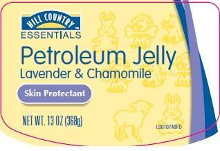 Petroleum (White Petrolatum) Jelly [H E B]