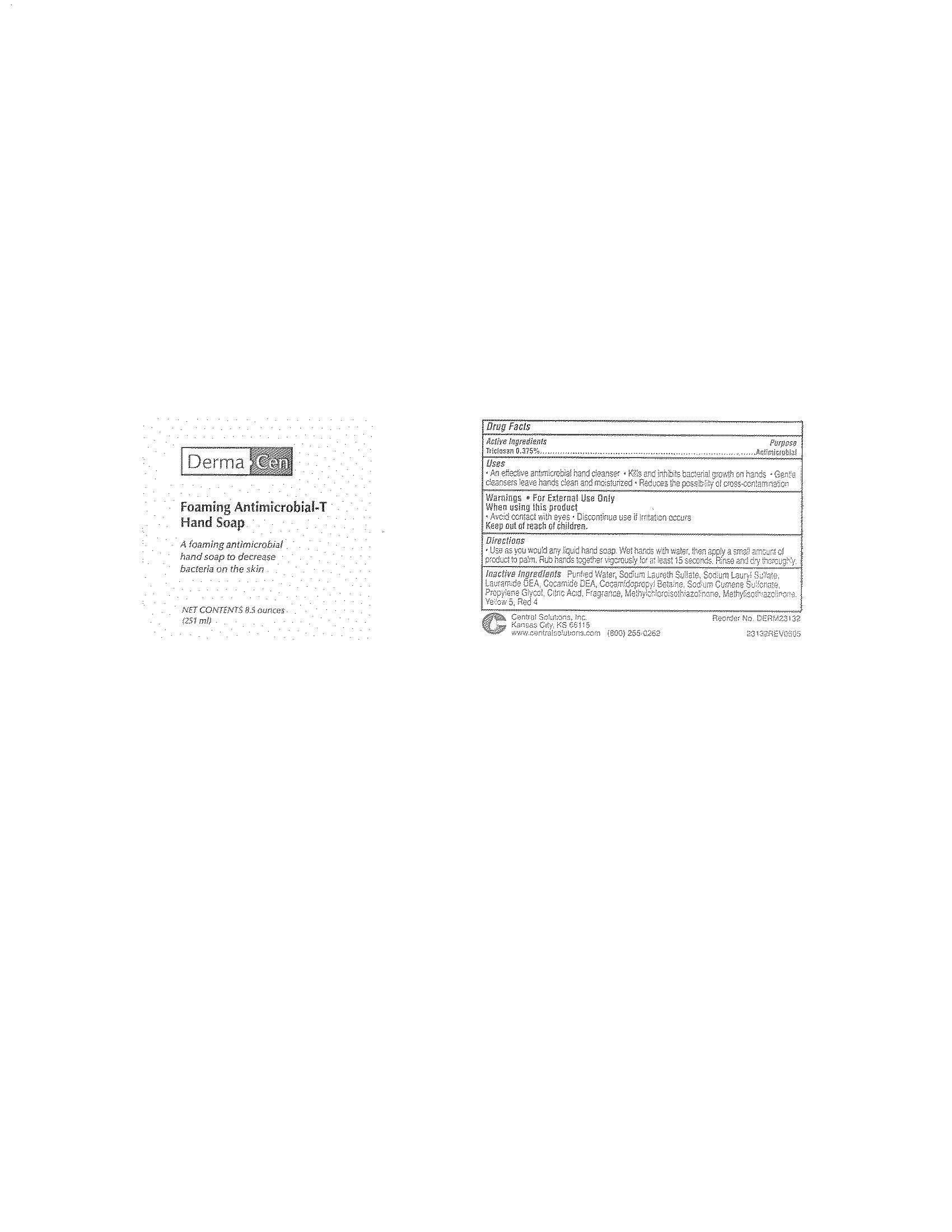 container label