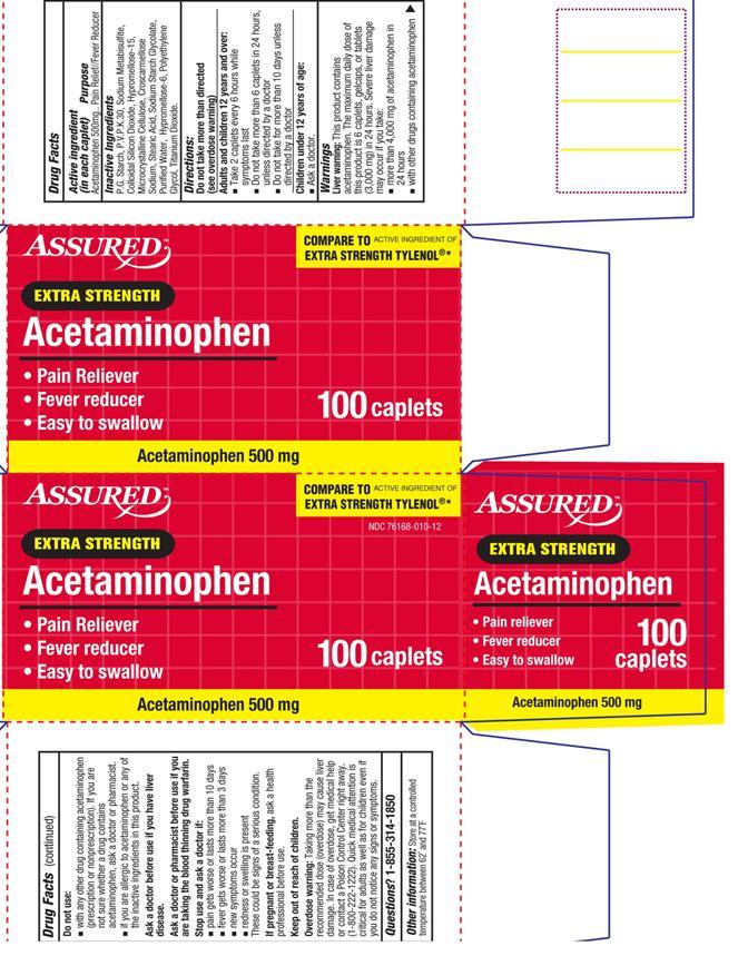 Acetaminophen Tablet [Velocity Pharma]