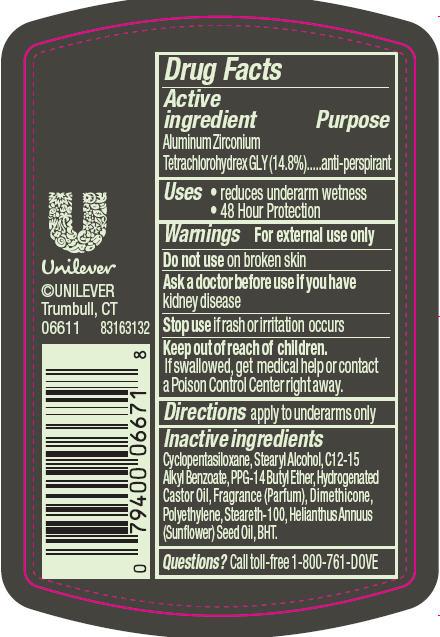 Dove Men Plus Care Clean Comfort Antiperspirant And Deodorant (Aluminum Zirconium Tetrachlorohydrex Gly) Stick [Conopco Inc. D/b/a Unilever]