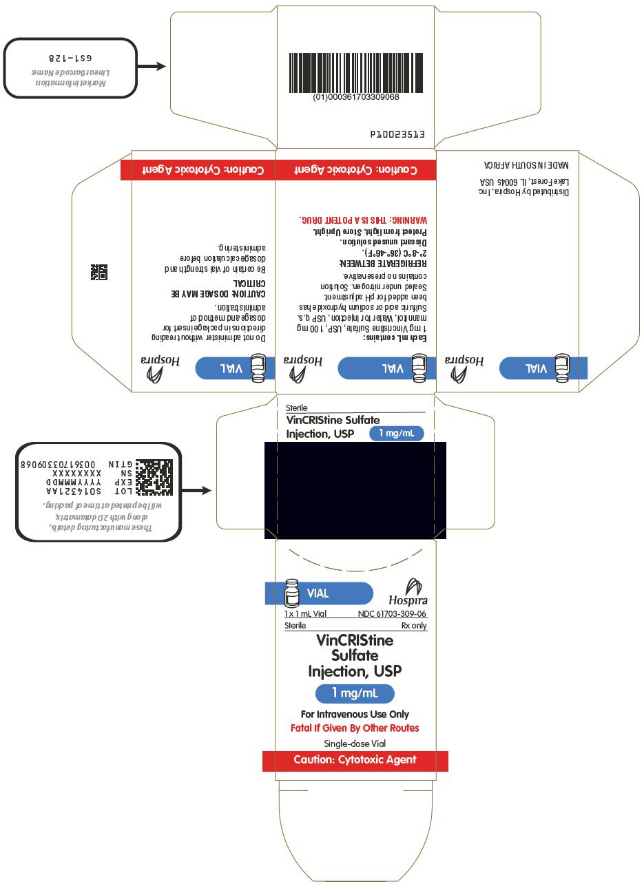 PRINCIPAL DISPLAY PANEL - 2 mg/2 mL Vial Label