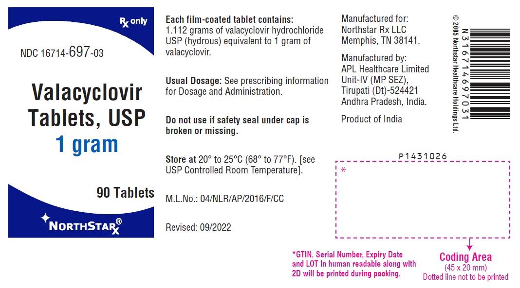 PACKAGE LABEL-PRINCIPAL DISPLAY PANEL - 1 g (100 Tablet Bottle)