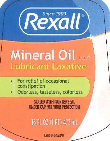 Mineral Oil Liquid [Dolgencorp, Llc]