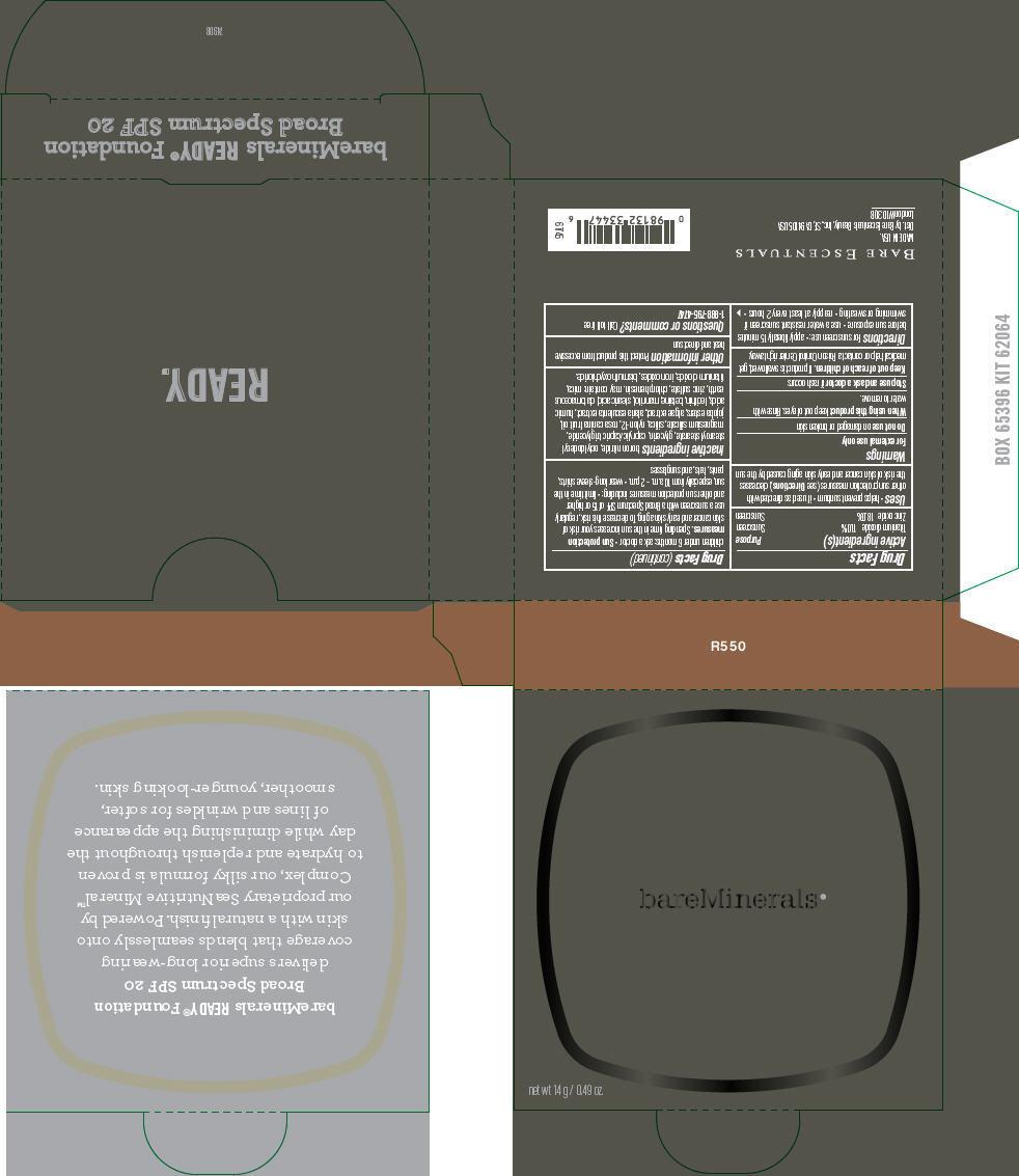 Principal Display Panel - 14 g Carton - R550