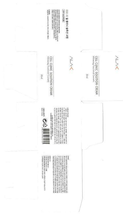 Ala-c Cell Clinic Solution (Glycerin) Cream [Daoomcostech.co.ltd.]